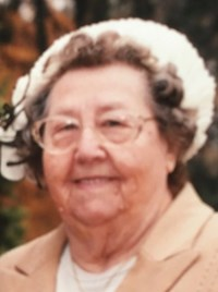 Edna Scholes Purvin (nee Whiteside)