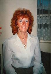 Gwendoline Margaret Clegg (Gwen)